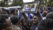 Un mortal derrumbe en un basural enluta a Etiopía [FOTOS]