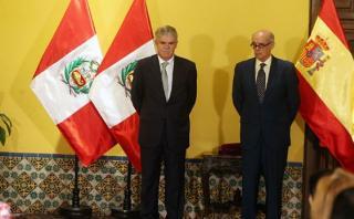 Presidente Pedro Pablo Kuczynski hará visita oficial a España