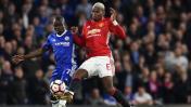 Chelsea pasó a semis de FA Cup: venció 1-0 a Manchester United