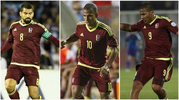 Perú vs Venezuela: llaneros anunciaron su lista de convocados