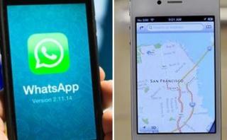 WhatsApp: ¿cómo compartir información de Google Maps?