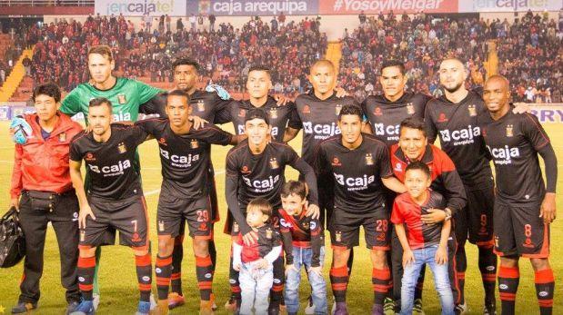 Melgar debutó con victoria ante Emelec en la Copa Libertadores