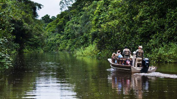 Las sequías podrían convertir la Amazonía en una llanura