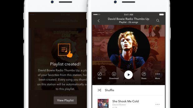 Pandora presenta su alternativa a Spotify y Apple Music