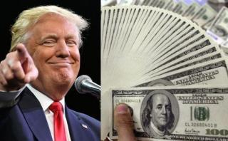 Donald Trump donará su sueldo como presidente a finales de año