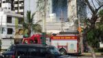 Bomberos controlaron incendio que afectó inmueble de Magdalena - Noticias de sucamec