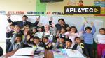PPK da clases de geografía en inicio de Año Escolar 2017 - Noticias de pedro grados