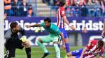 Barcelona: Rafinha abrió marcador ante el Atlético con este gol - Noticias de luis calderon