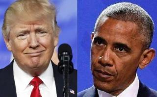Casa Blanca rebaja tono de denuncia de Trump contra Obama