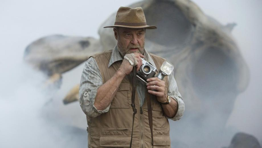 """""""King Kong"""" y las 10 películas más taquilleras de la semana"""