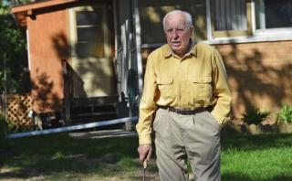 Polonia pide a EE.UU. extradición de anciano por crímenes nazis
