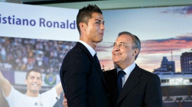 Un diario británico afirma que Cristiano Ronaldo será papá de gemelos