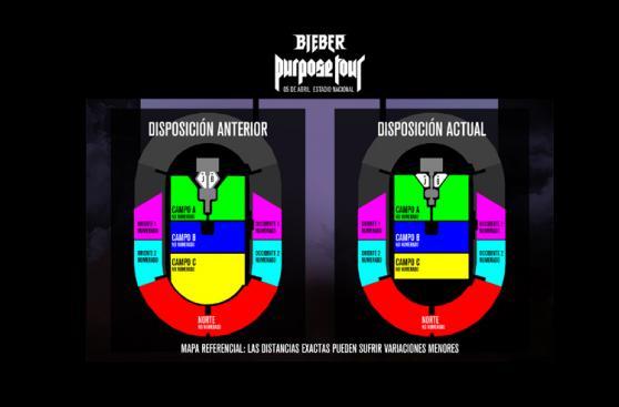 Justin Bieber: anuncian cambios en gira latinoamericana [FOTOS]