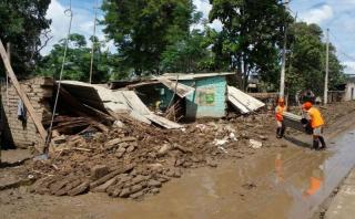 Gobiernos locales no gastaron en prevención ante desastres