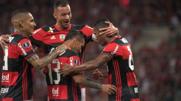 Flamengo vs. Universidad Católica EN VIVO por la Copa Libertadores 2017