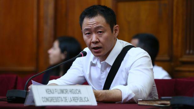 Evalúan investigar a Kenji Fujimori sin levantarle su inmunidad