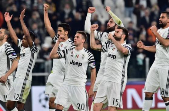 Juventus venció 1-0 a Porto y avanzó a cuartos de Champions