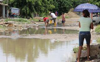 Piura: son más de 13 mil los damnificados por lluvias intensas