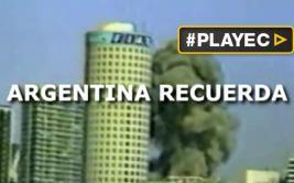 Documental recuerda atentado a Embajada de Israel en Argentina