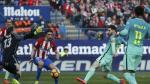 Messi anotó así gol del triunfo de Barcelona ante el Atlético - Noticias de stefan savic