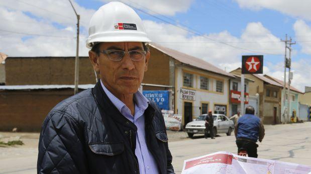 Acción Popular aceptaría postergar interpelación a Vizcarra