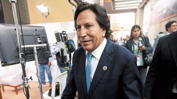 Juez evalúa solicitar detención de Toledo por colusión