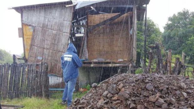 La provincia de Guayas, en Ecuador, ha sido una de las más afectadas. (Foto: Secretaría de Gestión de Riesgos de Ecuador)