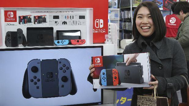 ¿Cuántas Nintendo Switch se han vendido hasta la fecha?