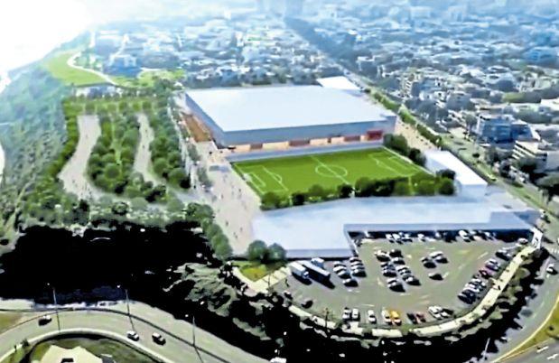 El municipio de San Isidro pidió que en este distrito ya no se construya ninguna sede para los Juegos. (Captura de video)