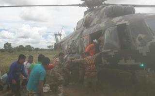 Militares salvaron a 123 niños en impresionante rescate