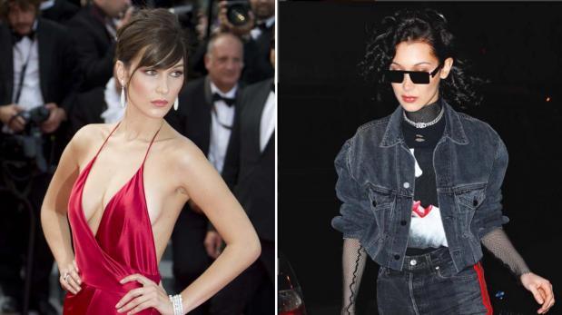 Bella Hadid soprende con radical cambio de look