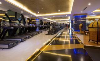 Royal City Club: conoce el gimnasio más lujoso del mundo