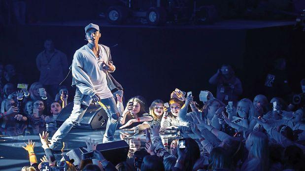 La apuesta de LG por los conciertos
