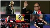 Champions: las fotos de la jornada que no te debes perder