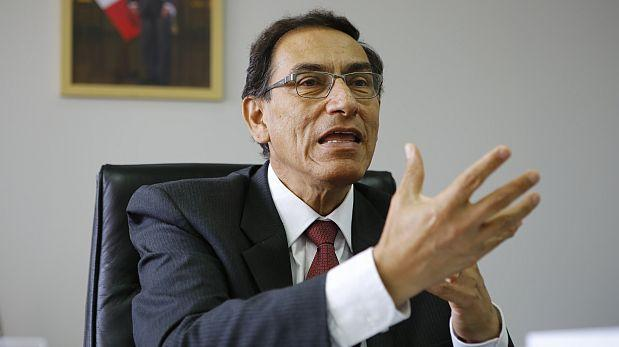 Interpelación a Martín Vizcarra deberá concluir mañana mismo