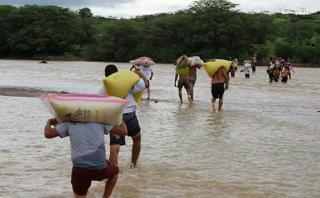 Tumbes: lluvias dejaron a más de 4 mil personas aisladas