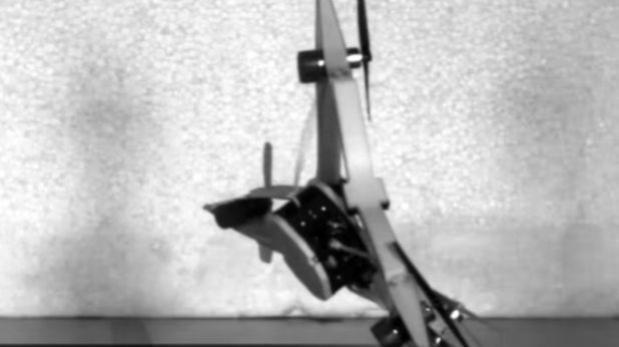 Dron elástico resiste a las más duras caídas [VIDEO]