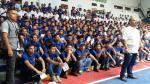 Penal de Lurigancho: más de 1500 internos iniciaron año escolar - Noticias de inpe