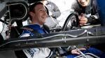 Zuckerberg vivió minutos de terror en carro del NASCAR [VIDEO] - Noticias de volkswagen golf