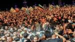 Víctimas se drogaron antes de morir en recital del Indio Solari - Noticias de matias bergara