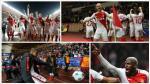 Mónaco: emocionante festejo tras clasificación en Champions - Noticias de chelsea goles