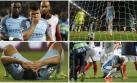 M. City eliminado de Champions: las imágenes de la tristeza