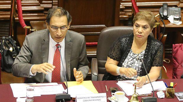 Congreso posterga interpelación al ministro Martín Vizcarra