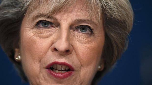 """Theresa May: """"No es el momento para un referéndum en Escocia"""""""