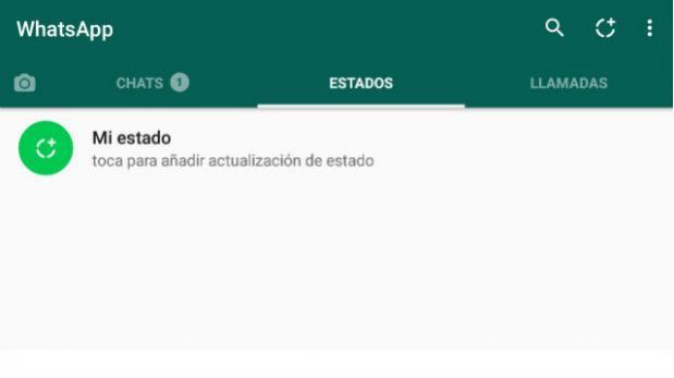 WhatsApp traerá de vuelta los estados con texto
