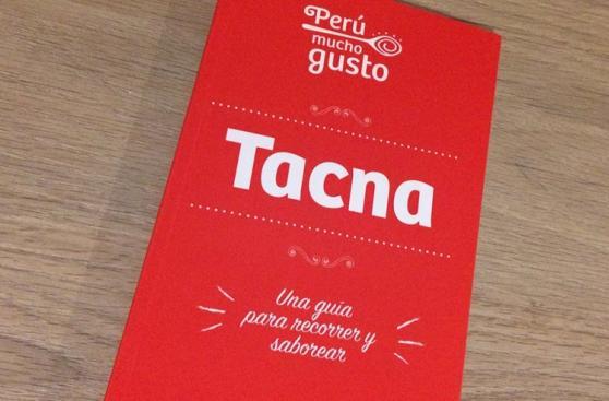 Tacna, la primera región en lanzar su propia guía gastronómica