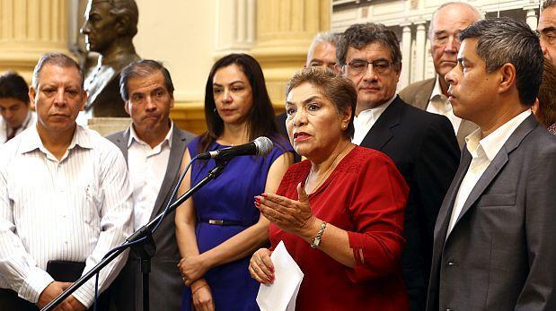 Congreso programa interpelación a Vizcarra para el jueves 23