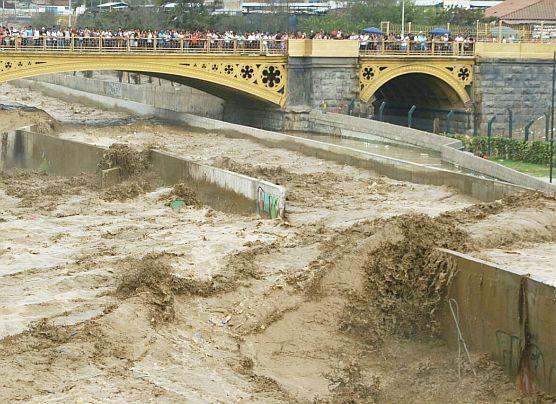 Emergencia en Lima: lluvias, huaicos y desbordes [EN VIVO]