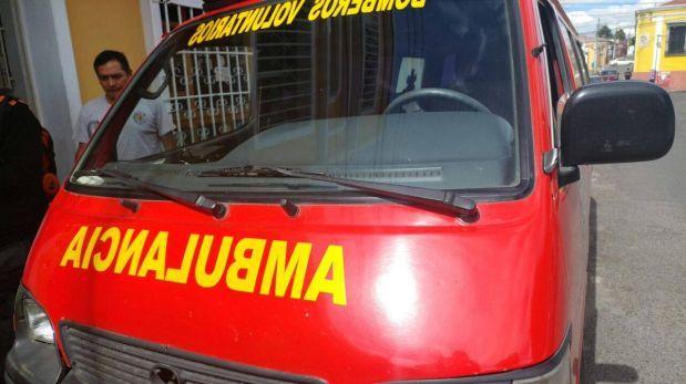 Guatemala: Roció ácido sobre 9 personas en autobús y huyó