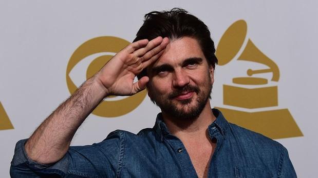 Juanes escribe canción en inglés para su nuevo disco